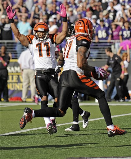 Bengals rally to defeat Ravens 17-14; Move to 4-1.